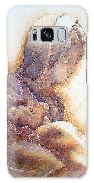La Pieta By Michelangelo Galaxy Case