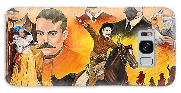 La Revolution Mexicana Galaxy Case