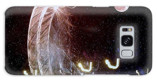 La Roue Fantome Galaxy Case