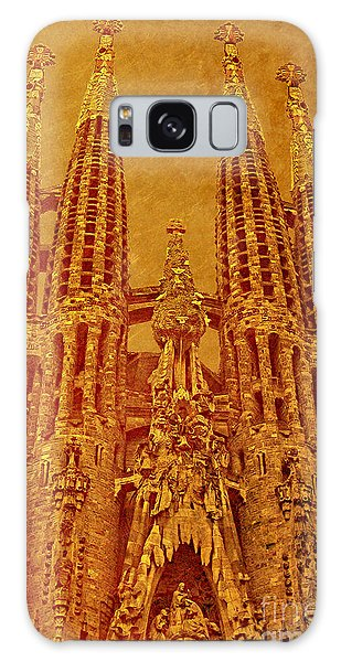La Sagrada Familia Galaxy Case