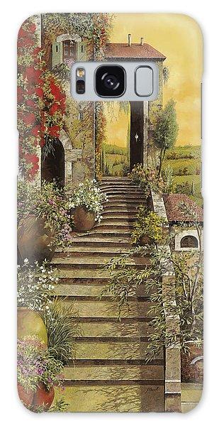 Door Galaxy Case - La Scala Grande by Guido Borelli