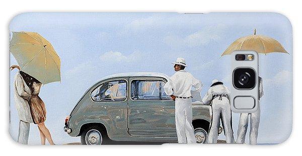 Transportation Galaxy Case - La Seicento by Guido Borelli