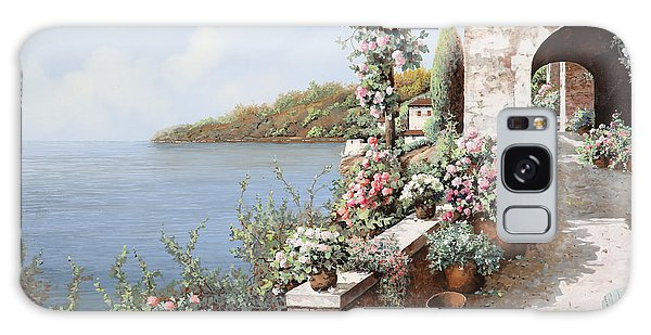Place Galaxy Case - La Terrazza by Guido Borelli