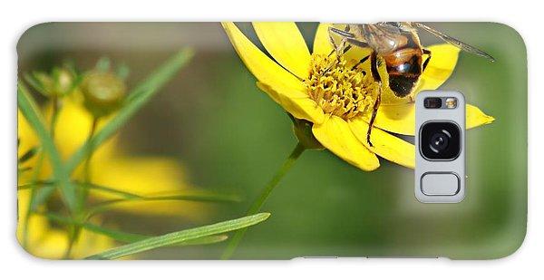 L'abeille Galaxy Case by Nikolyn McDonald