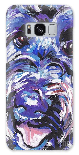 Labra Doodly Do Galaxy Case