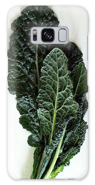 Lacinato Kale Galaxy Case
