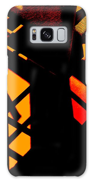 Ladderback Flamenco Galaxy Case