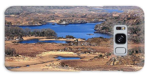 Ladies View Killarney National Park Galaxy Case