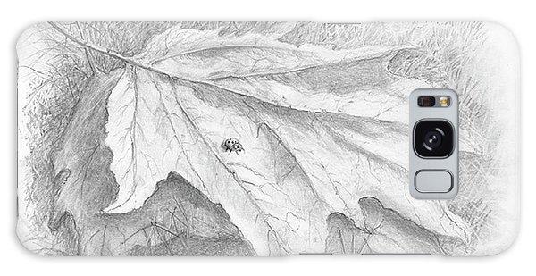 Lady Bug Galaxy Case by Jim Hubbard