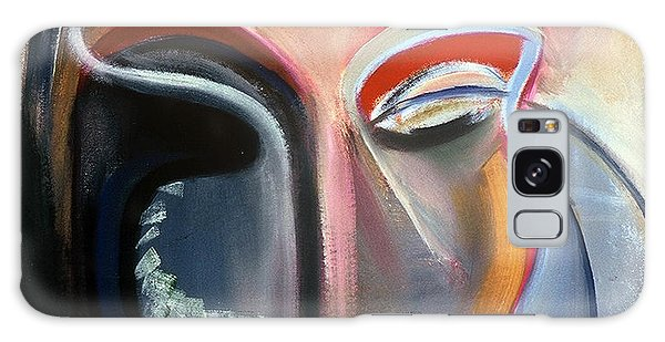 Lady Galaxy Case by Carolyn Goodridge