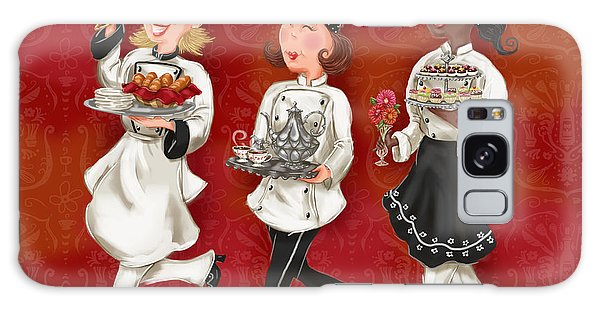 Lady Chefs - Brunch Galaxy Case