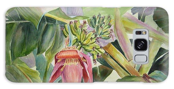 Lady Fingers - Banana Tree Galaxy Case