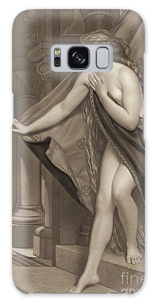Lady Godiva 1873 Galaxy Case by Padre Art