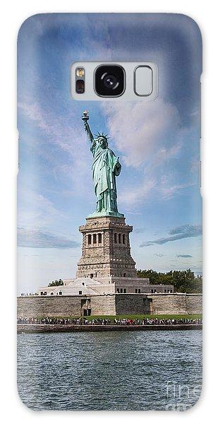 Lady Liberty Galaxy Case
