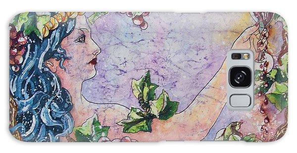 Lady Of The Vine Galaxy Case