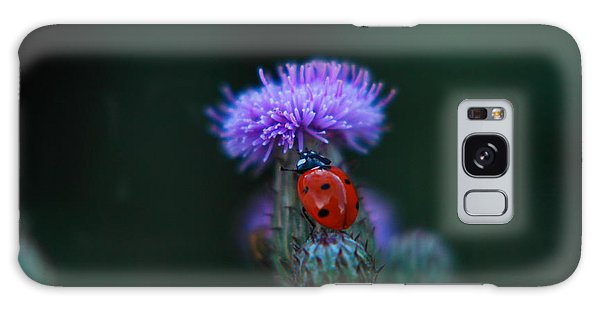 Ladybug Galaxy Case by Jeff Swan