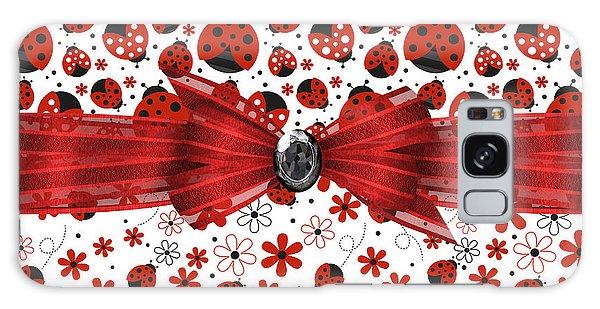 Ladybug Magic Galaxy Case