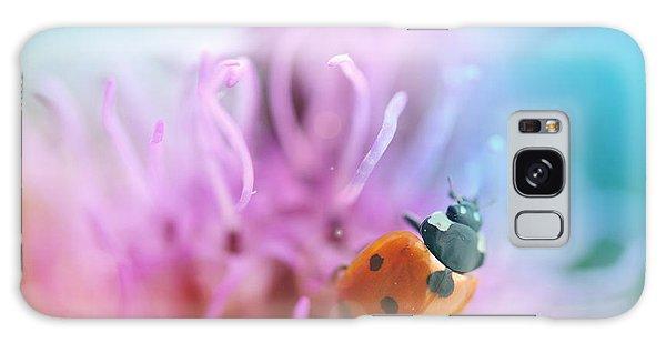Ladybug Galaxy Case by Martin Capek