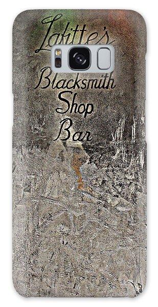 Lafitte's Blacksmith Shop Bar Galaxy Case