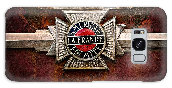 Lafrance Badge Galaxy Case