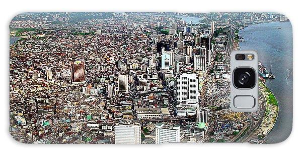 Nigeria Galaxy Case - Lagos by Alex Bartel/science Photo Library