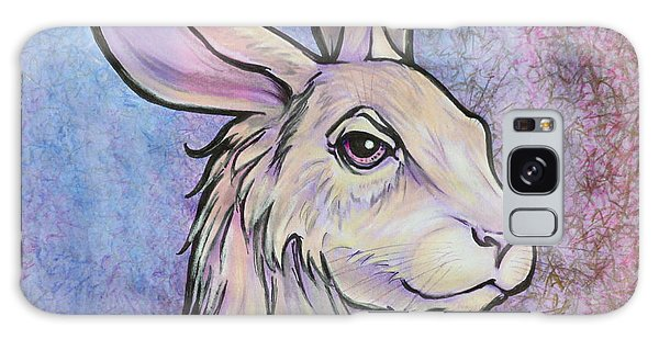 Lagos The Noble Hare Galaxy Case by Karon Melillo DeVega