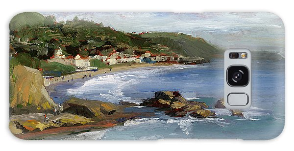 Laguna Beach Galaxy Case by Alice Leggett