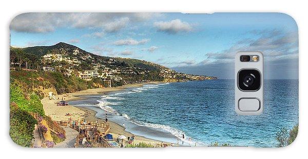 Laguna Beach Shoreline Galaxy Case
