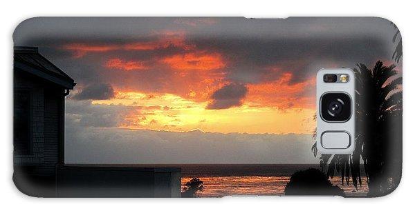 Laguna Beach Sunset 2 Galaxy Case