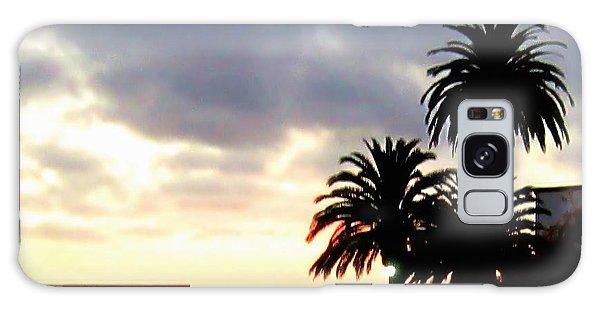 Laguna Beach Sunset 4 Galaxy Case