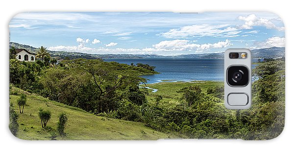 Lake Arenal View In Costa Rica Galaxy Case