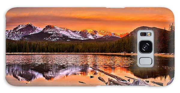 Lake Bierstadt In The Morn Galaxy Case