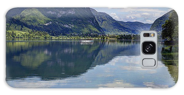 Lake Bohinj Galaxy Case