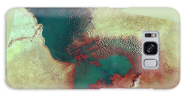 Nigeria Galaxy Case - Lake Chad by Nasa/science Photo Library