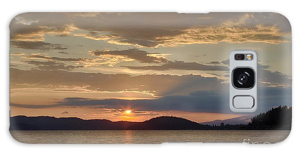 Lake Coeur D Alene Galaxy Case
