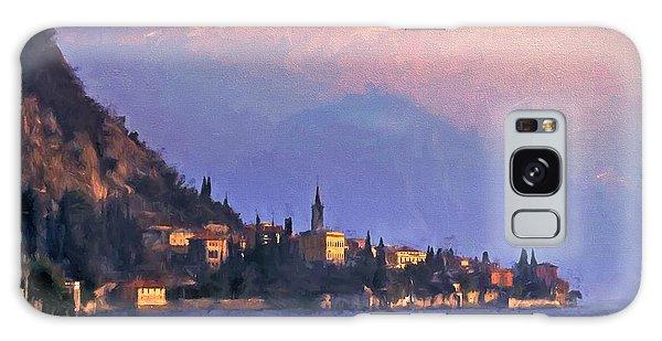 Lake Como Italy Galaxy Case