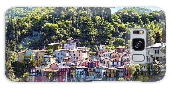 Lake Como - Italy Galaxy Case