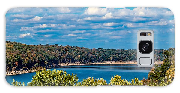 Lake Cumberland One Galaxy Case by Ken Frischkorn