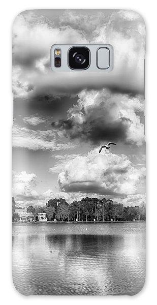 Lake De Soto Galaxy Case by Howard Salmon
