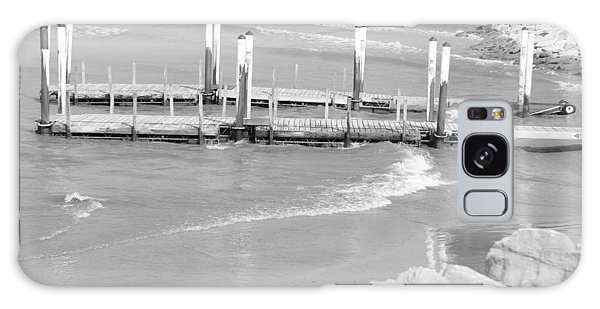 Lake Erie Dock Galaxy Case