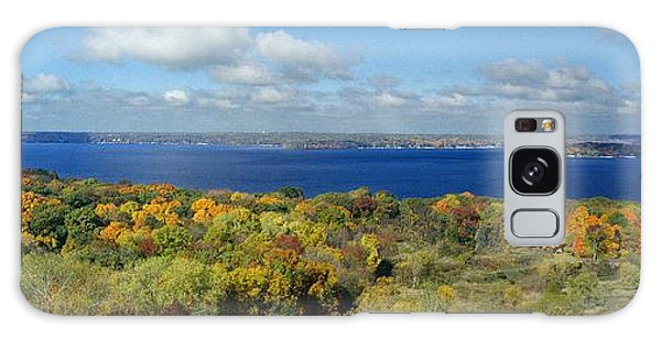 Majestic - Lake Geneva Wisconsin Galaxy Case