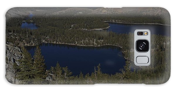 Lake George Lake Mary Twin Lakes Galaxy Case