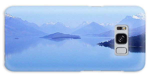 Lake Glenorchy New Zealand Galaxy Case