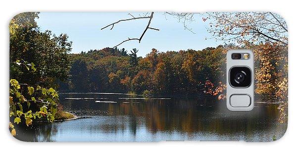 Lake In The Catskills Galaxy Case