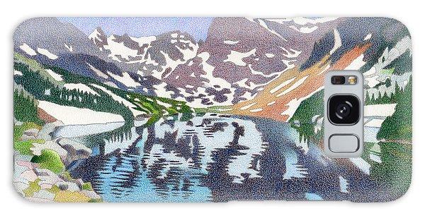 Lake Isabelle Colorado Galaxy Case