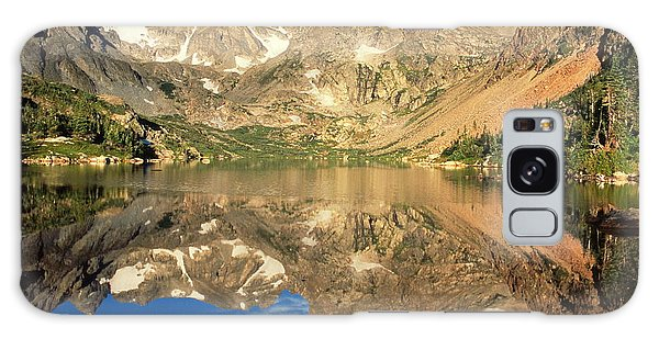 Indian Peaks Wilderness Galaxy Case - Lake Isabelle by Eric Glaser