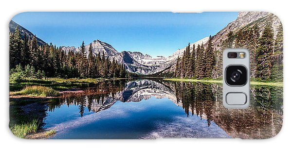 Lake Josephine Galaxy Case by Aaron Aldrich
