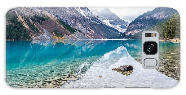 Lake Louise In Banff National Park Alberta Galaxy Case