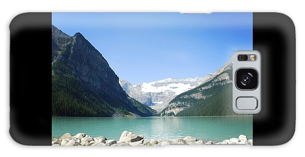 Lake Louise Alberta Canada Galaxy Case