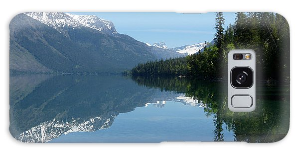Lake Mcdonald - Glacier National Park Galaxy Case